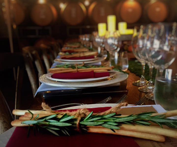 Winemaker Dinner Tsillan Cellars and Sorrento's Ristorante